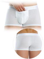Modus Vivendi - Hole Pocket Boxer - Weiß