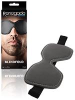 Vinyl Augenmaske - Renegade Bondage