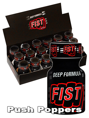 BOX FIST STRONG - 18 x FIST STRONG