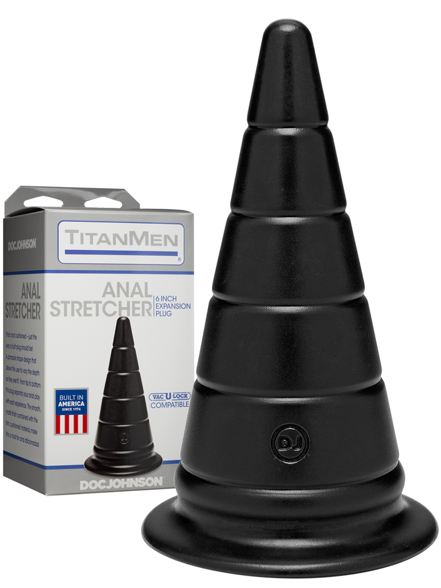 Titanmen Anal Stretcher - 6 Inch Expansion Plug