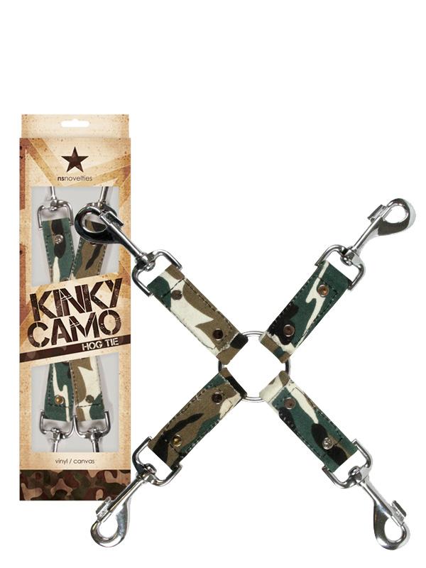 Kinky Camo - Hog Tie