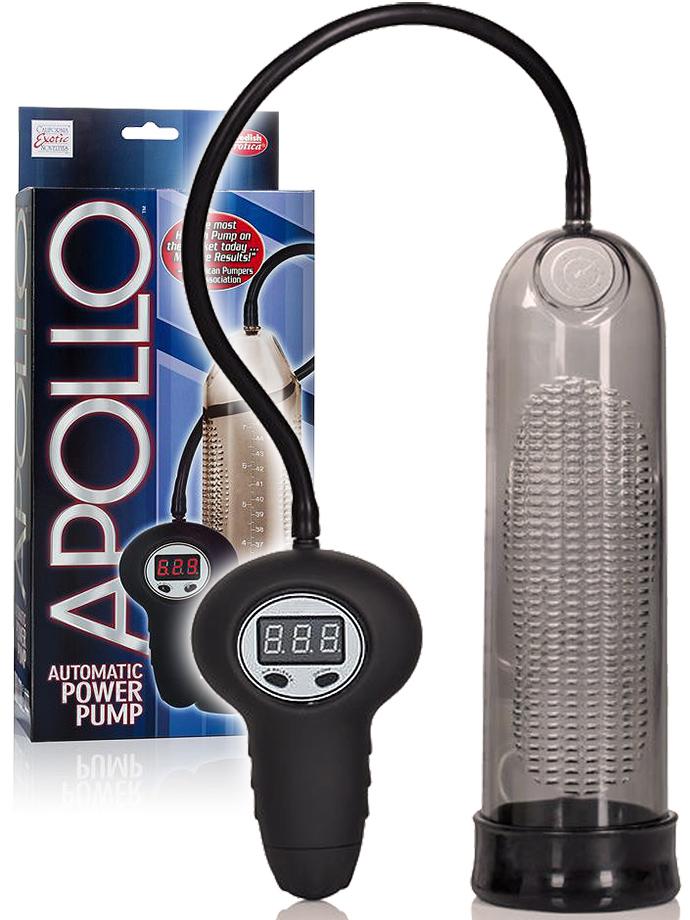 Apollo Automatic Power Pump Smoke