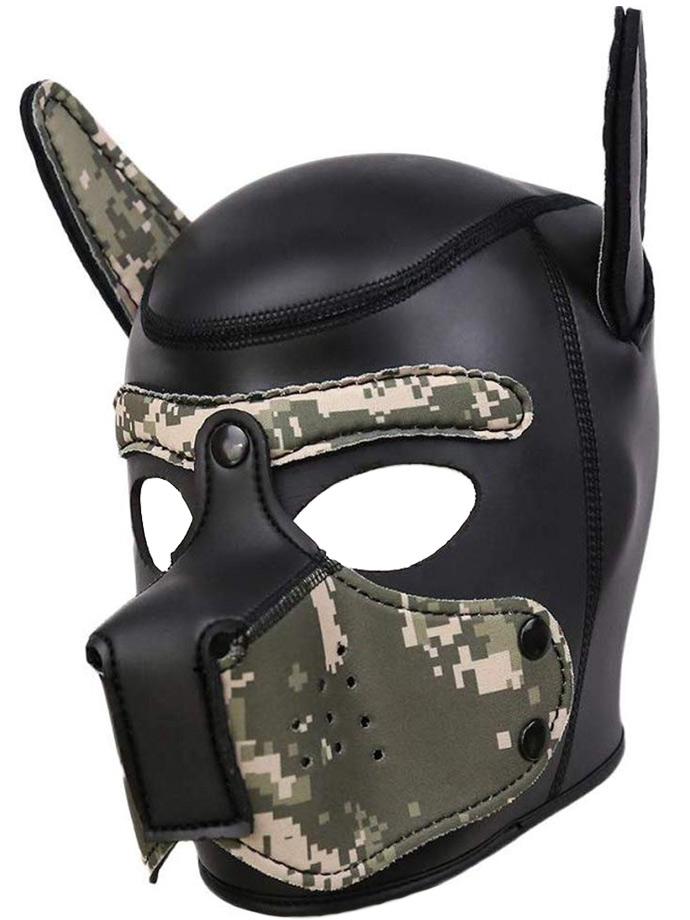 Pupplay Hundemaske - Camouflage