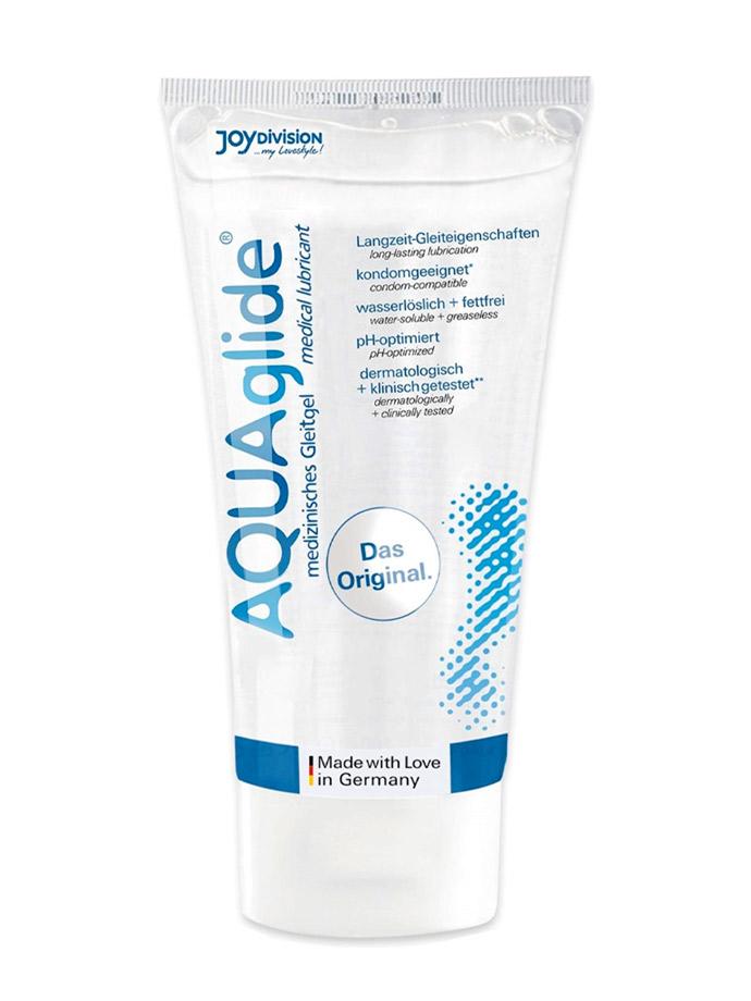 AQUAglide Neutral - Medizinisches Gleitgel 50 ml