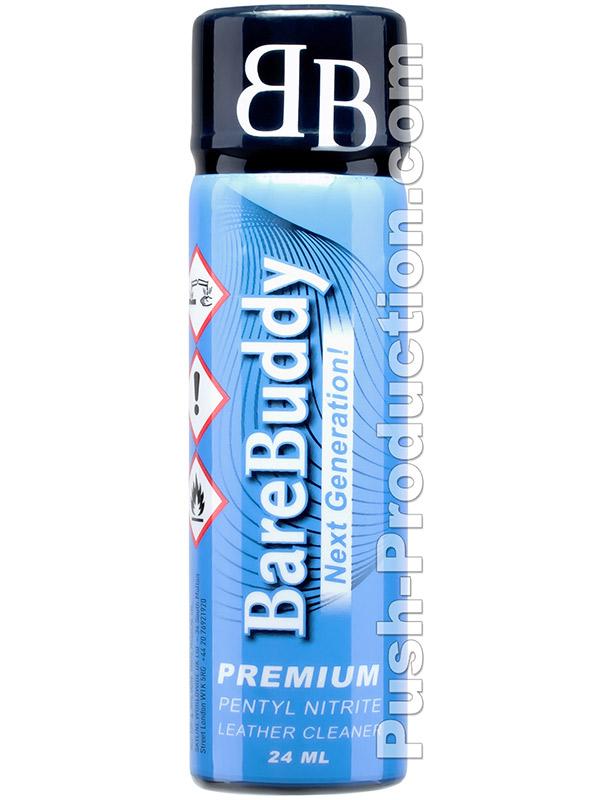 BAREBUDDY PREMIUM tall bottle