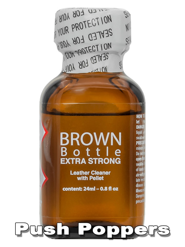 ORIGINAL BROWN BOTTLE EXTRA STRONG big