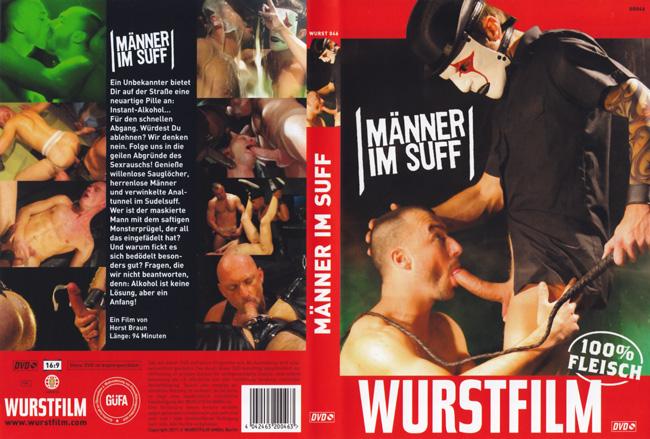 Wurstfilm - Männer im Suff