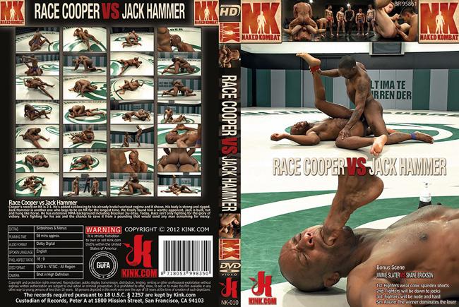 Race Cooper vs Jack Hammer