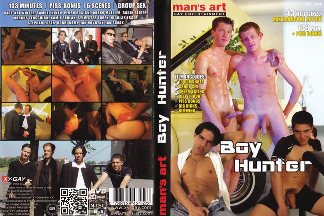 Boy Hunter