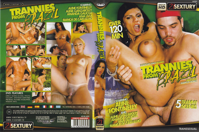 Trannies from Brazil