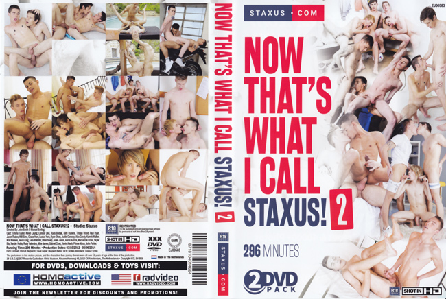 Now That's What I Call Staxus! 2 - 2 DVDs