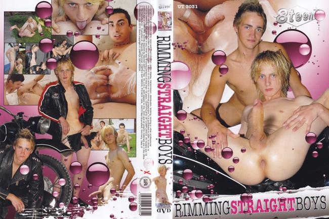 Rimming Straight Boys