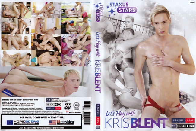 Let's Play with Kris Blent