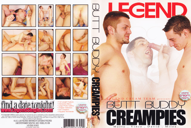 Butt Buddy Creampies