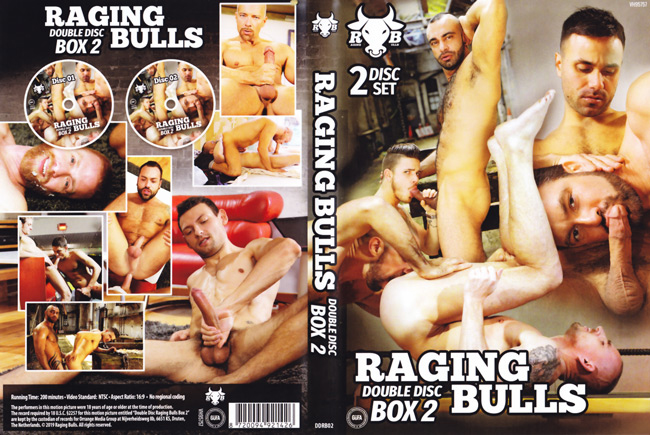 Raging Bulls 2 - 2 DVDs
