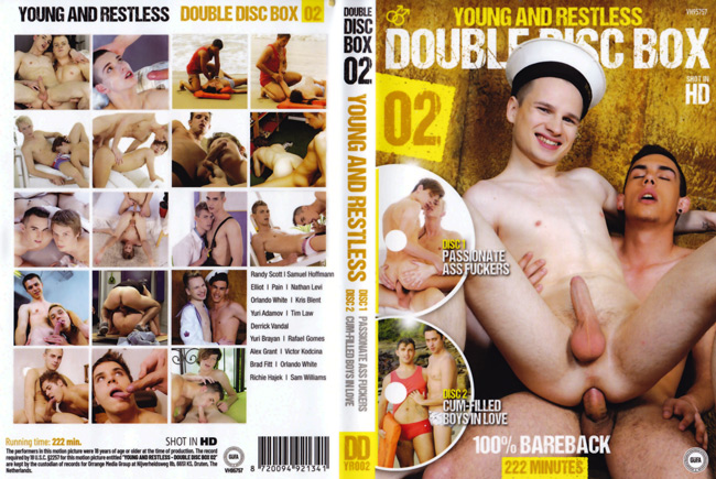 Young and Restless 2 - 2 DVDs