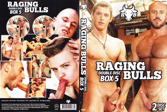 Raging Bulls 5 - 2 DVDs