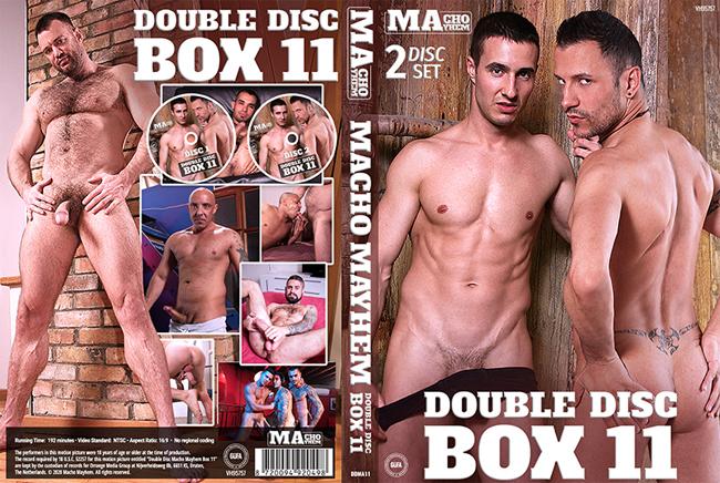 Macho Mayhem 11 - 2 DVDs