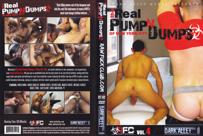 The Real Pump N' Dumps of New York City