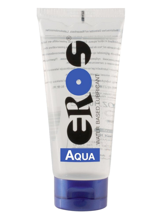 Eros Aqua 100 ml Tube