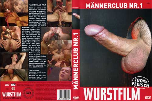 Wurstfilm - Männerclub Nr. 01