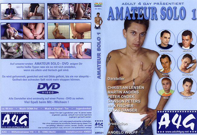 Amateur Solo Nr. 01