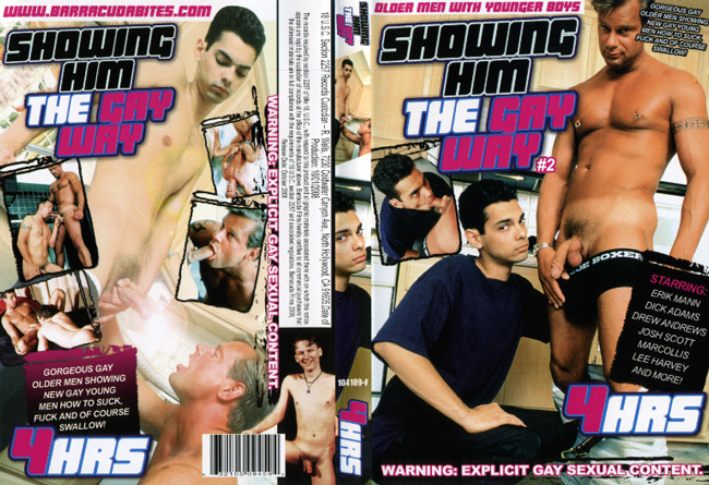 Showing him the gay way Nr. 02