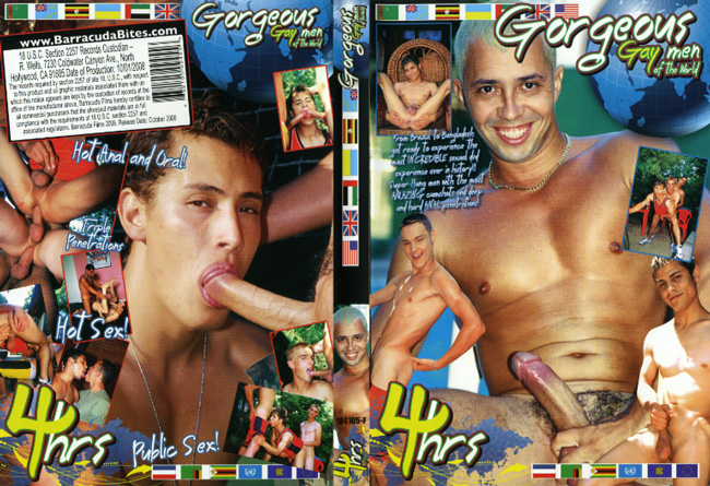 Gorgeous gay men of the world