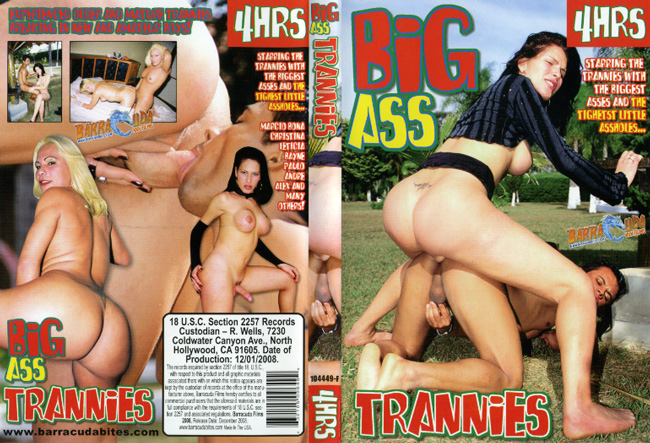 Barracuda - Big Ass Trannies