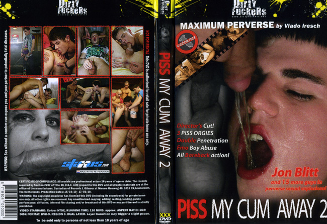 Piss My Cum Away Nr. 02