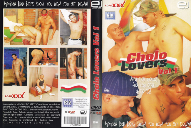 Cholo Lovers Nr. 01