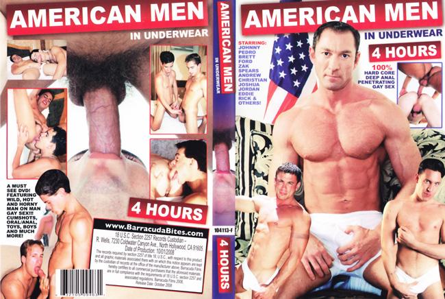 American Men in Underwear