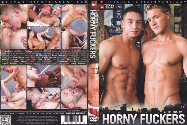 Horny Fuckers - Auditions Nr. 42