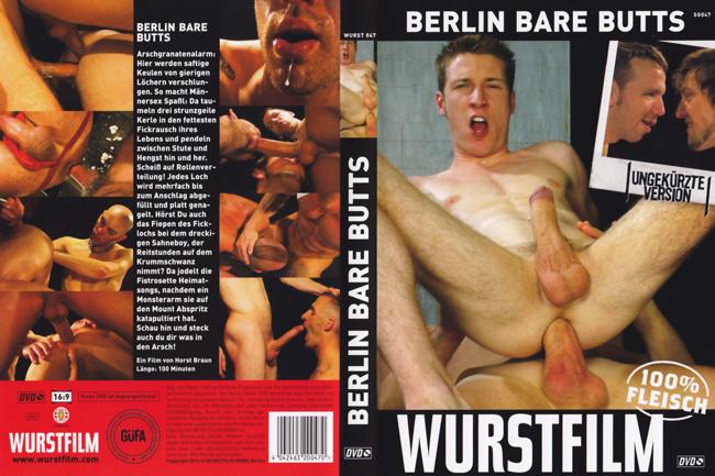 Wurstfilm - Berlin Bare Butts