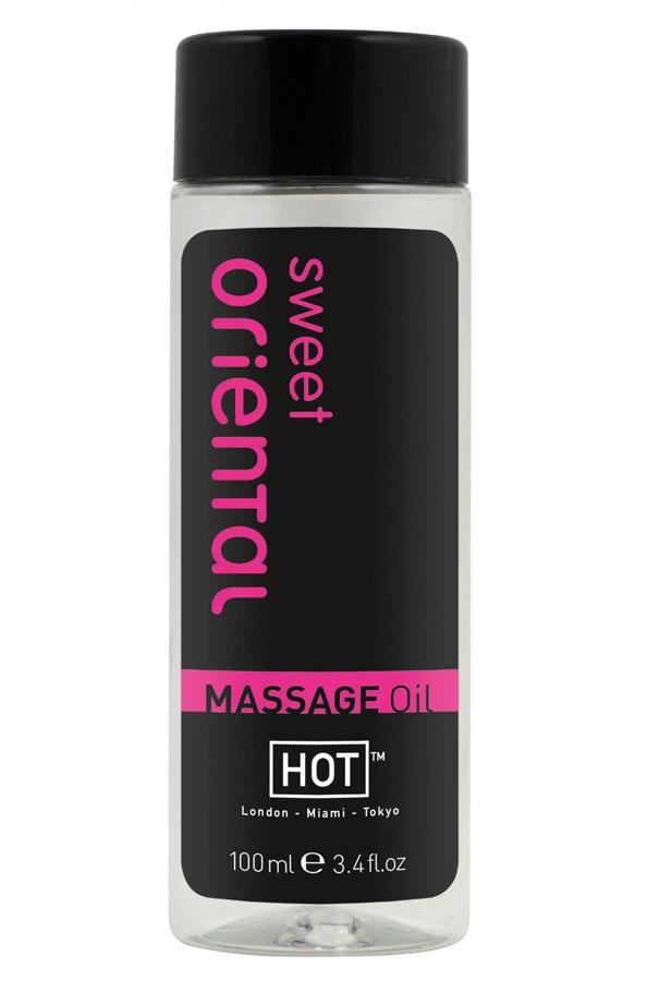 HOT Massageöl - Sweet Oriental