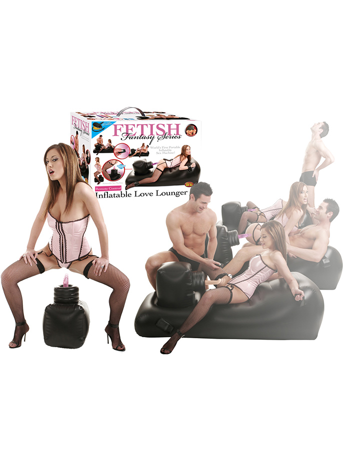 Fetish Fantasy - Love Lounger