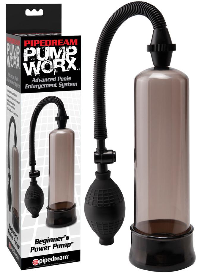 Pump Worx - Beginners Power Pump Black
