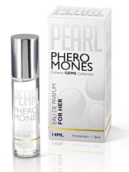 Pearl Women Eau de Parfum Pheromones For Her 14ml