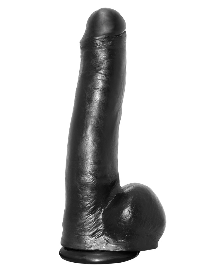 Black Pornostar Dildo Jeff
