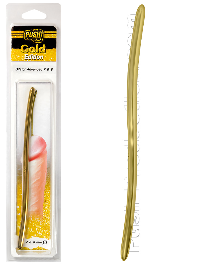 Push Gold Edition - Dilator Advanced 7 & 8
