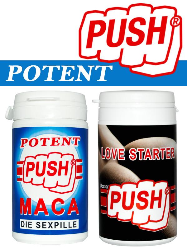 Push Potenz Pack