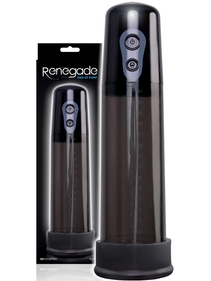 Renegade - Man Up Pump