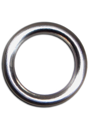 Metall Cockring 8 mm